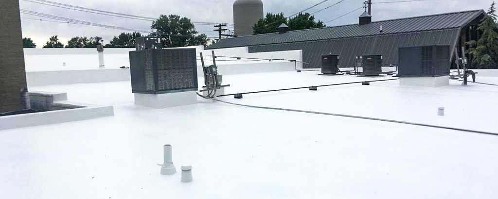 commercial roofing champaign il